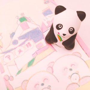 祝! パンダ誕生♡美味しいも楽しいも揃う 上野でパンダホッピング