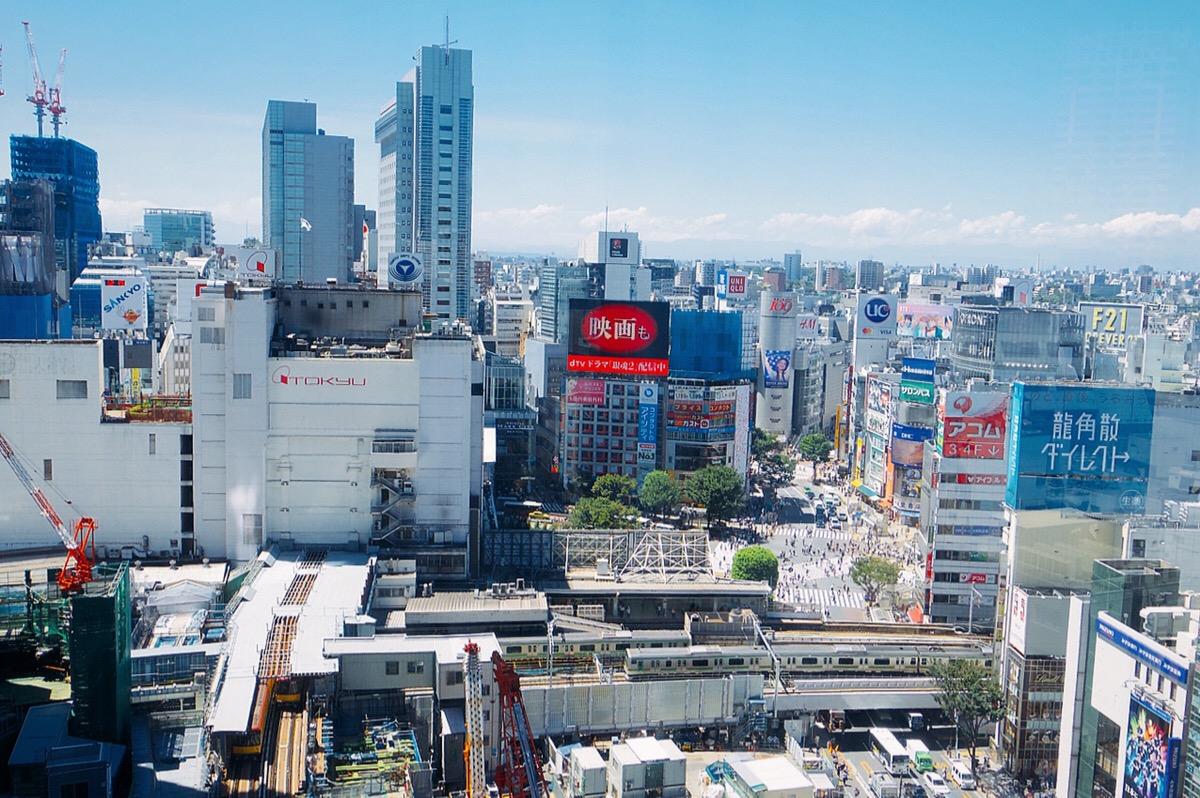 毎日景色が変わる!? 100年に一度の再開発【渋谷】でNEWスポット巡り
