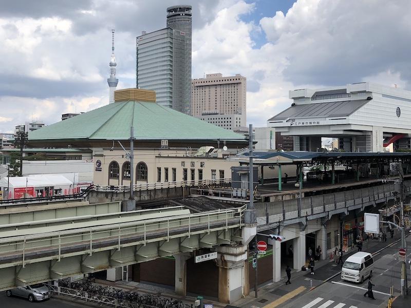 相撲の街「両国」は駅チカに安くて美味いお店がたくさん♡飲んべえ女子におすすめさんぽ