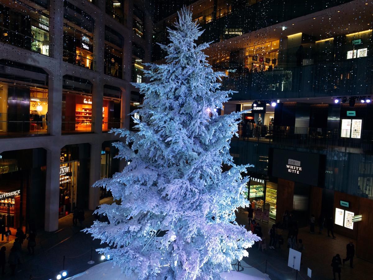 """会社帰りに""""ちょっぴり早いクリスマス""""を満喫!丸の内イルミネーションさんぽ"""