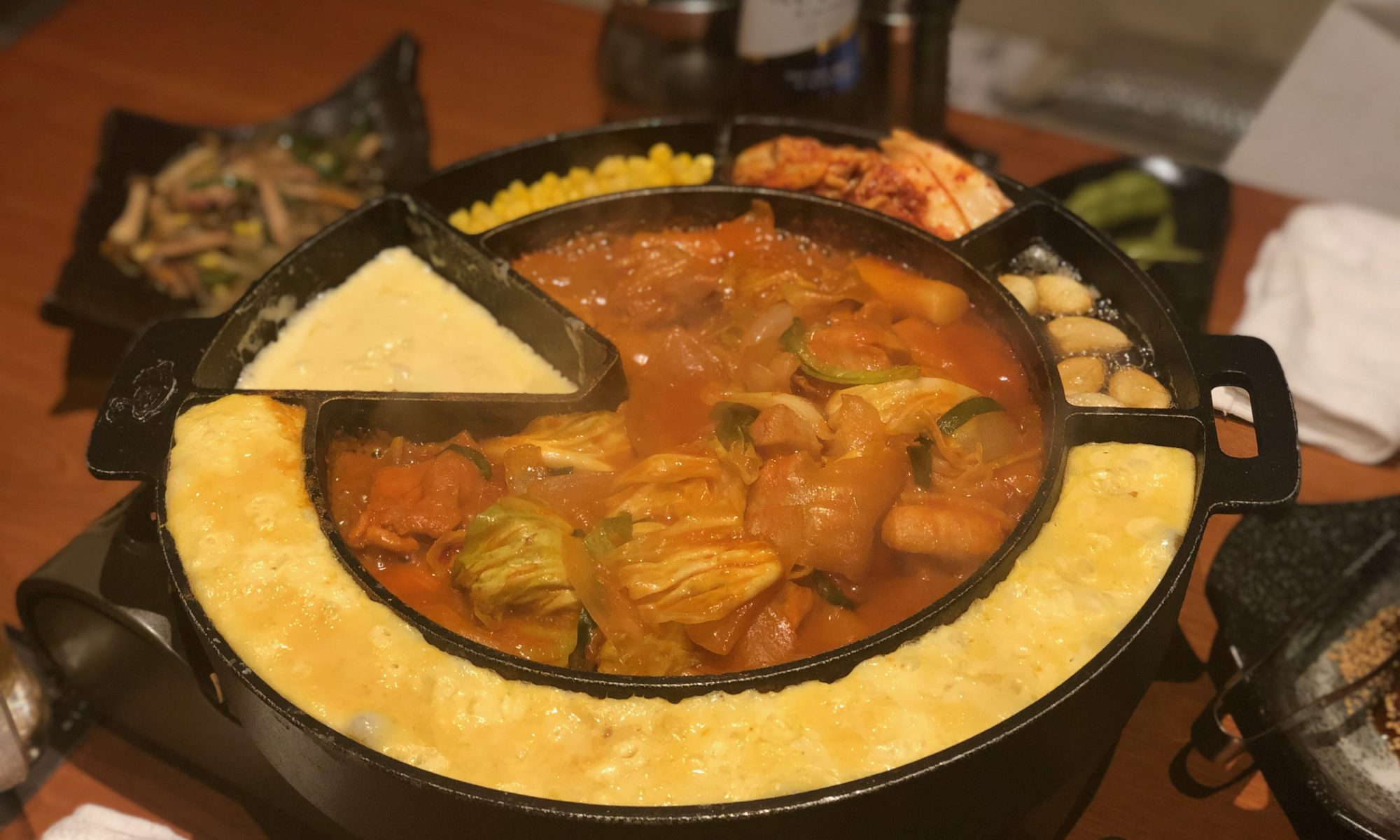 雰囲気の良い「麻布十番」で鍋デート!?絶品韓国料理を堪能♡