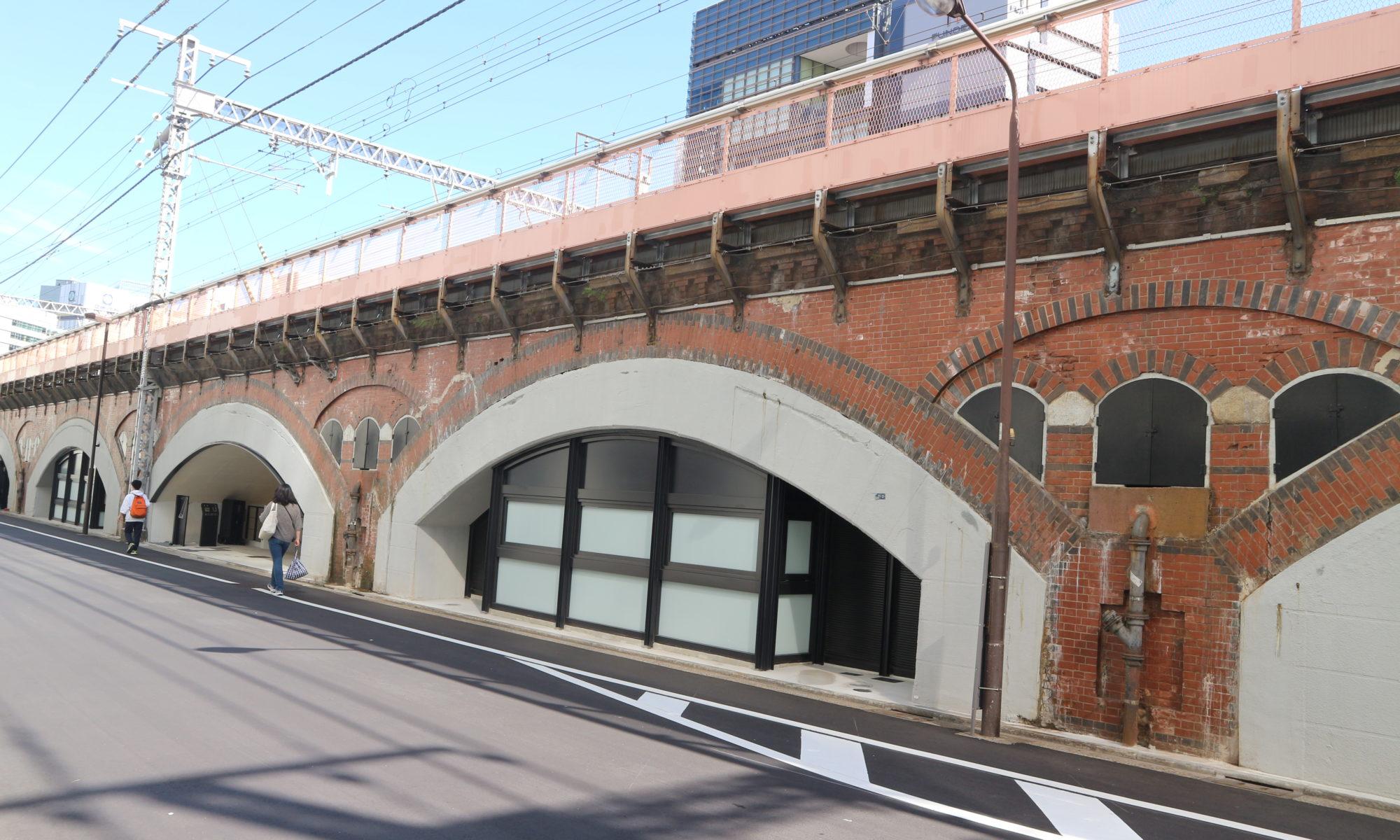 【日比谷】高架下の新スポット「日比谷OKUROJI」をさんぽ♪