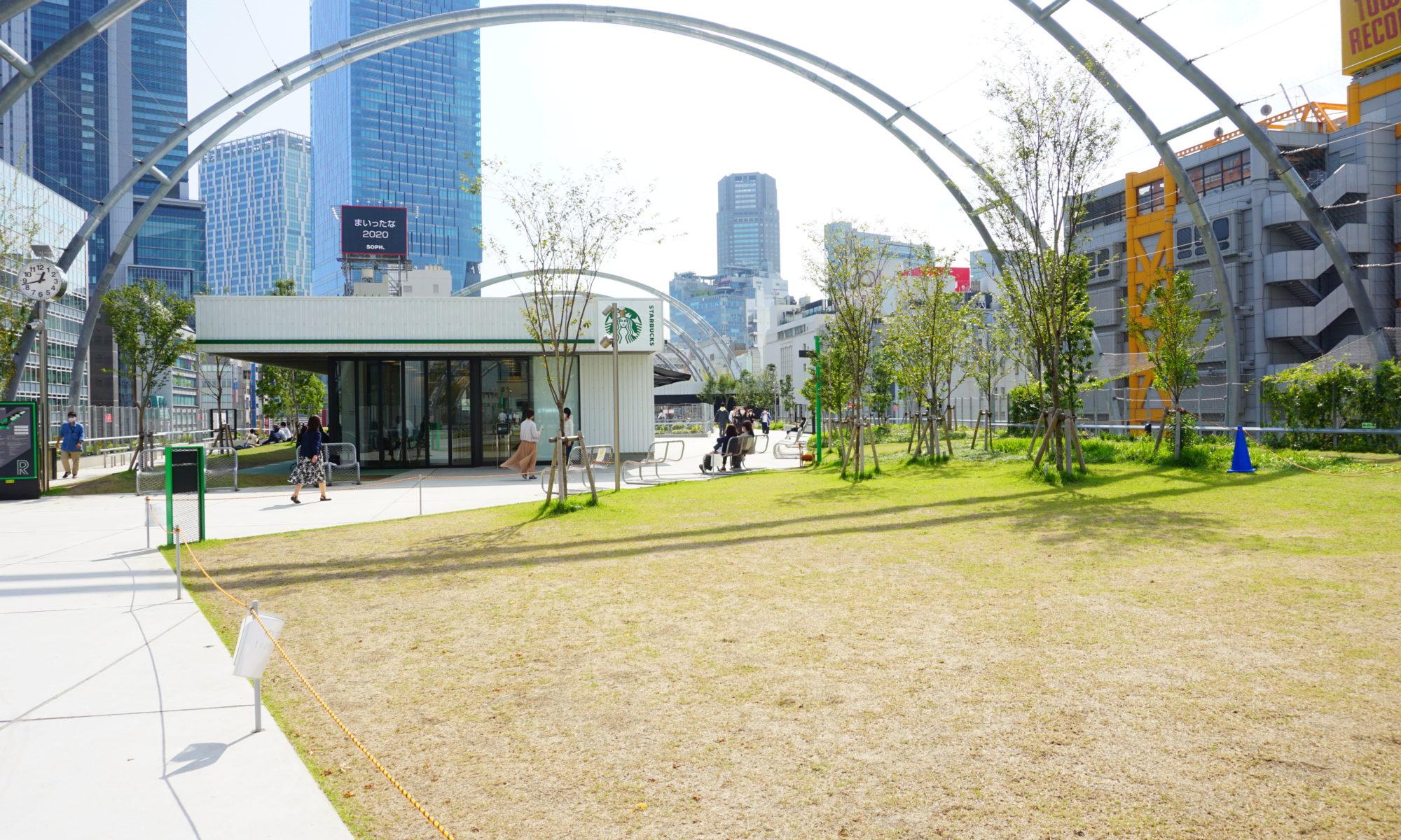 生まれ変わった!進化する渋谷・原宿の新ランドマークをおさんぽ♪